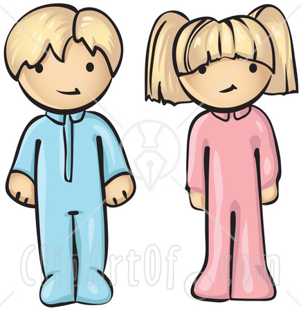 Pj Party Clip Art.