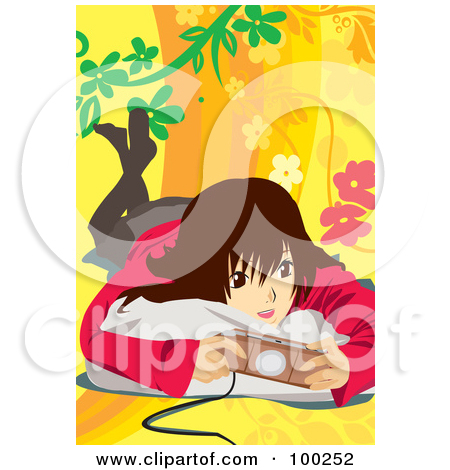 girl play video games clipart 20 free Cliparts | Download images on