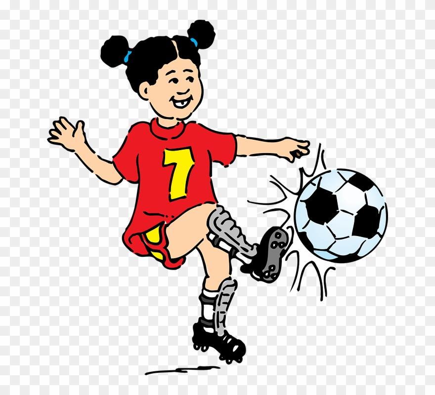 Football Girl.