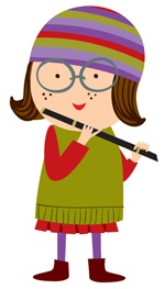 17 Best images about Flute illustrations & words on Pinterest.