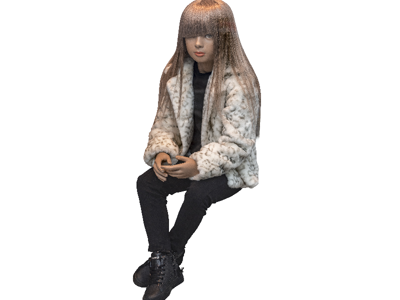 Girl PNG Photo Free (Isolated.