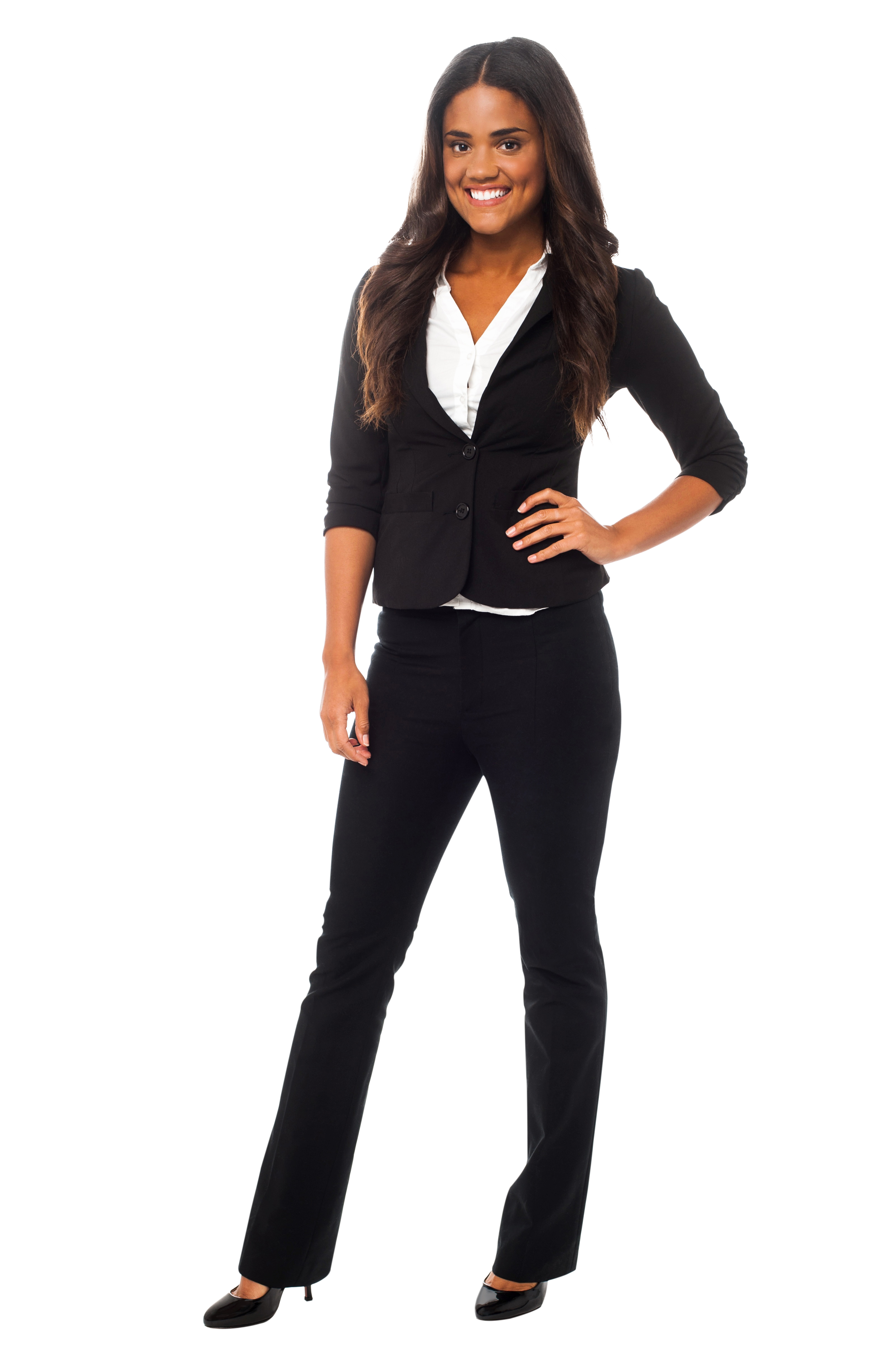 Standing Girl PNG Images Transparent Background.