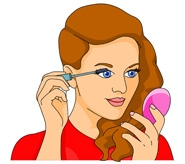 Free Doing Makeup Cliparts, Download Free Clip Art, Free Clip Art on.
