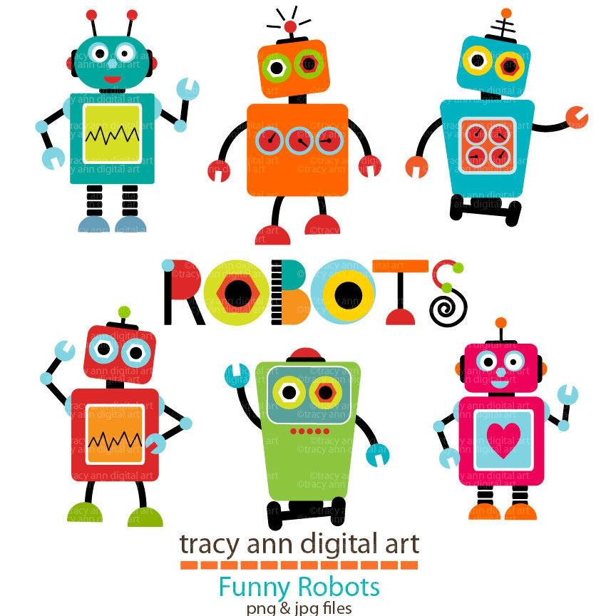 Girl Robot Clipart#2214208.