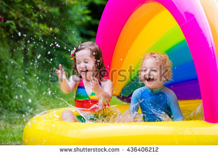 Summer Activities Stock Images, Royalty.
