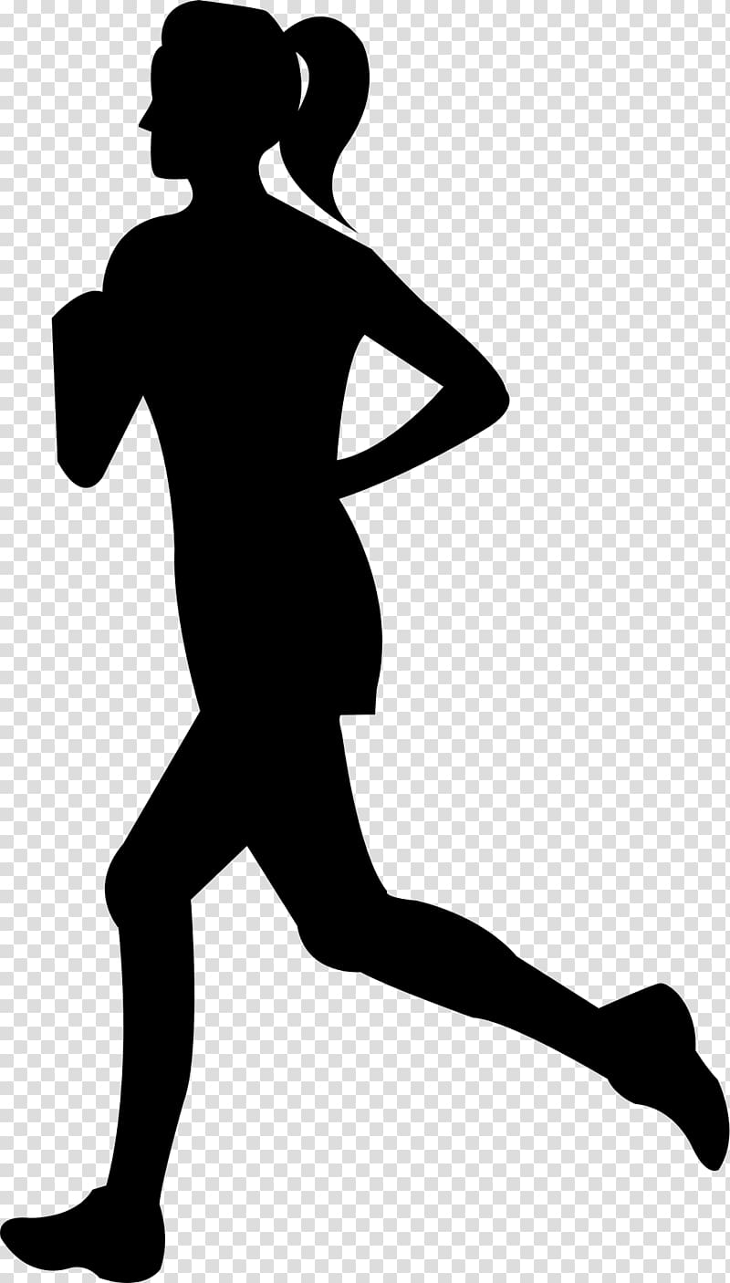 Woman Running , runner transparent background PNG clipart.