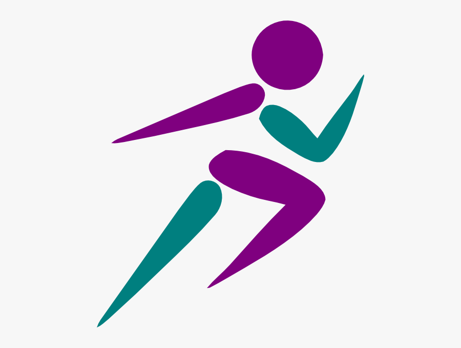 Girl Running Png.