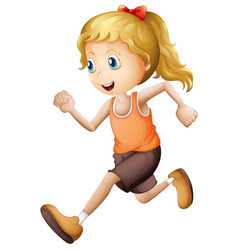Kid Running Clipart Drawing Clip Art Vector Images (over 100).