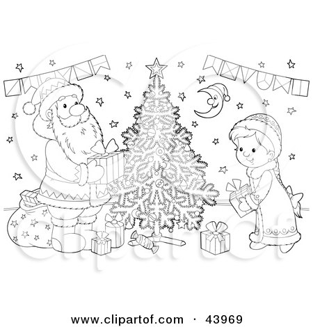 Santa Party Clipart (31+).