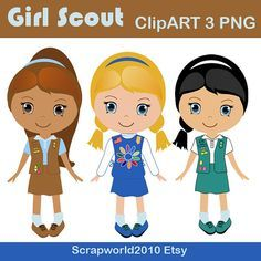 Girl scout brownie clipart 5 » Clipart Station.
