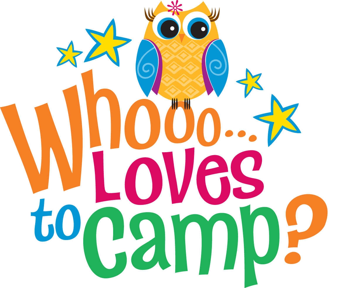 Girl Scout Camping Clip Art free image.