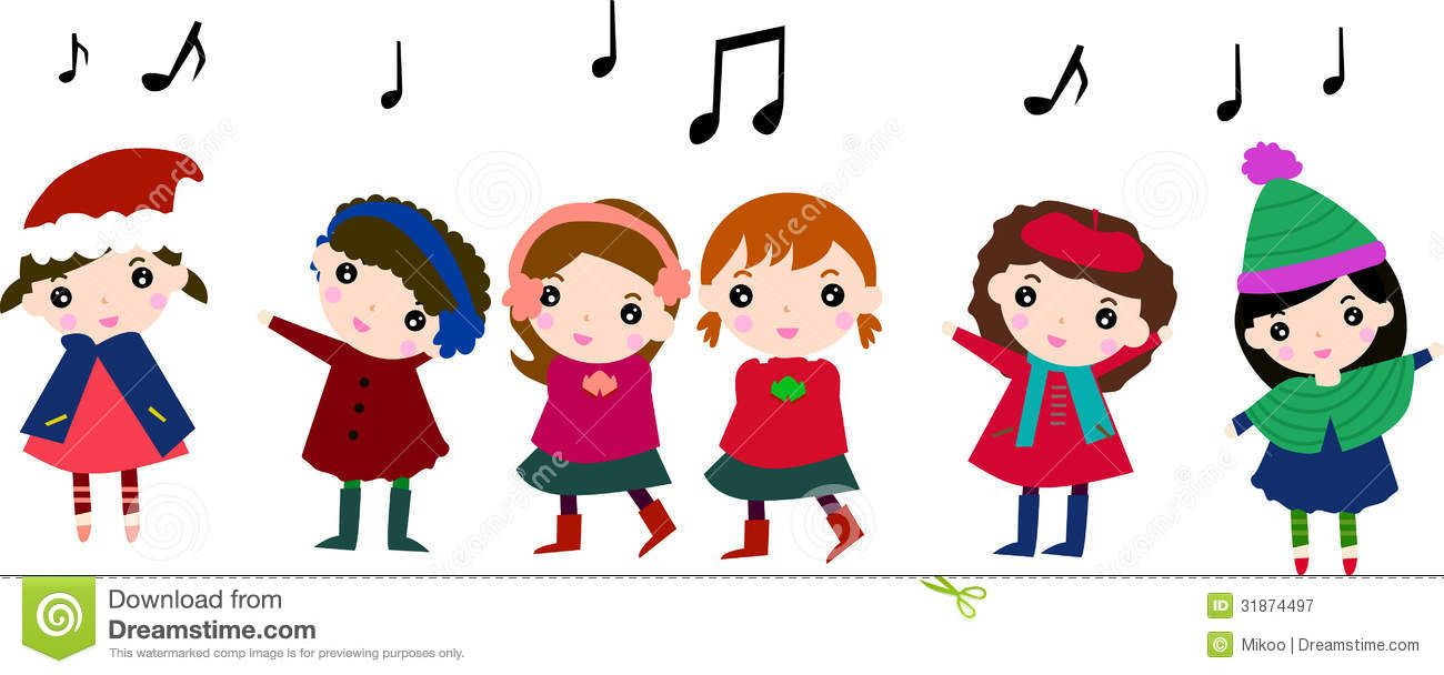 carolers+christmas+clipart.