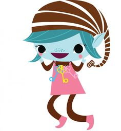 Girl Scout Brownie Elf Clip Art Brownie Girl Scouts More.