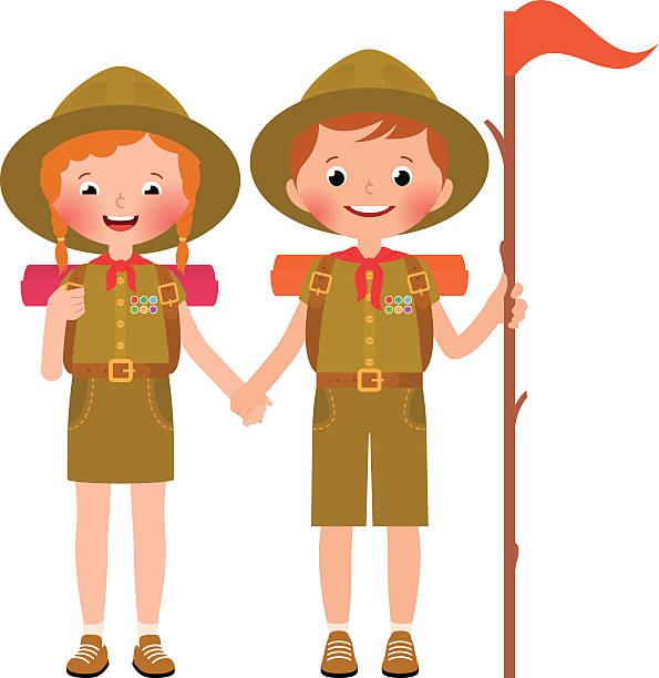 Girl scout clipart 10 » Clipart Station.