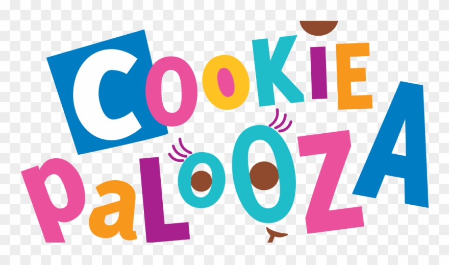 Cookie Palooza Girl Scouts Clipart (#3886059).