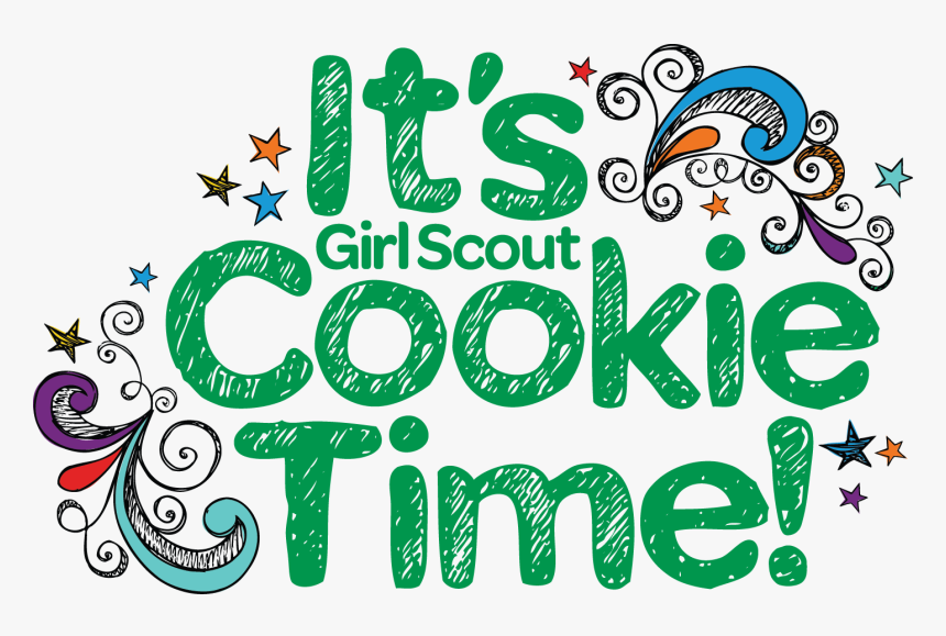 Girl Scout Cookies Clip, HD Png Download , Transparent Png.