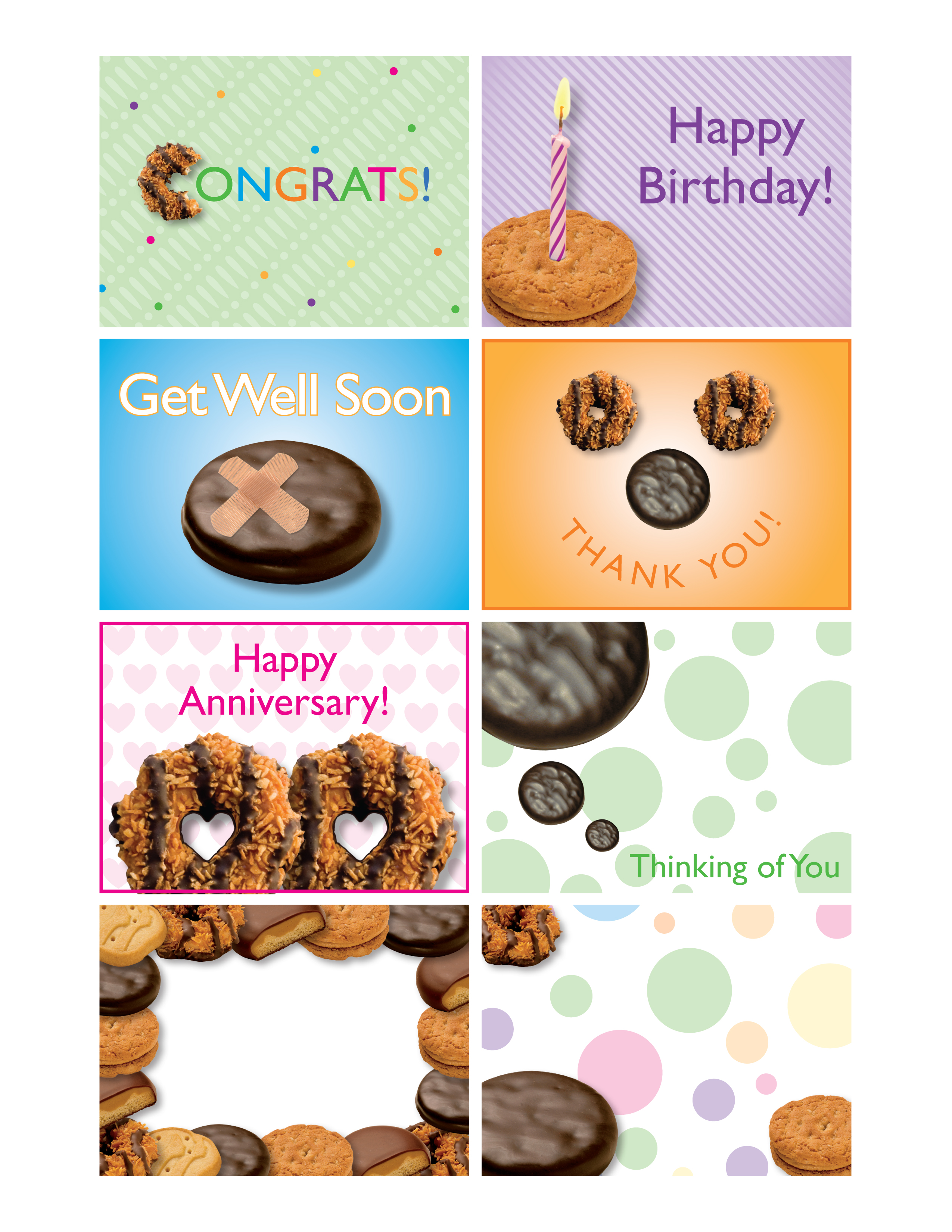 girl scout cookies 2016 clipart
