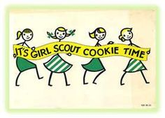 Girl Scout cookie time should be a National Holiday. I get so.