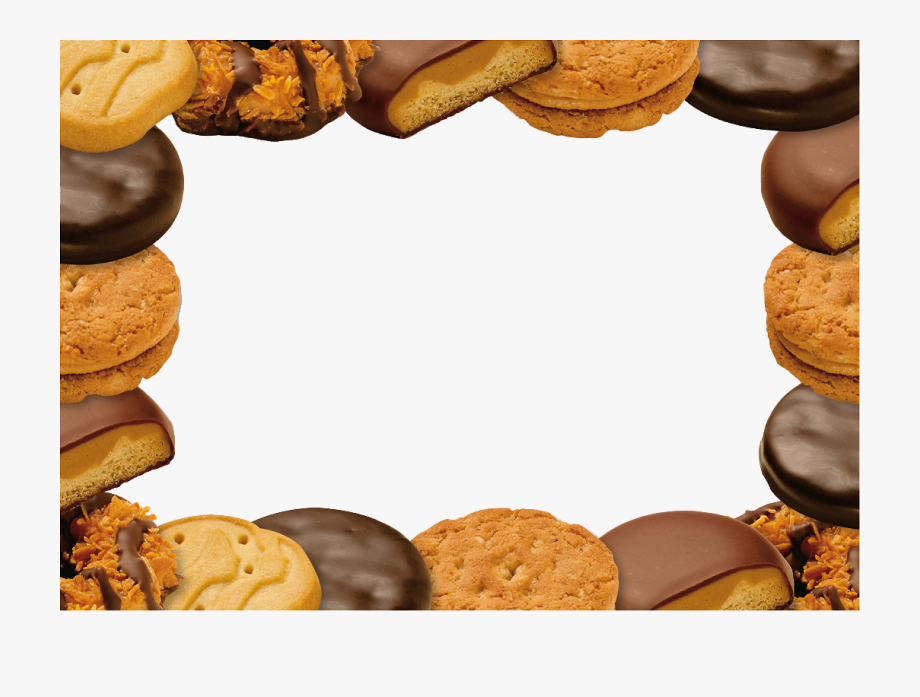 Girl Scout Cookie Clip Art.