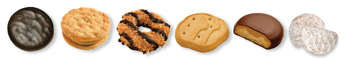 Girl Scout Cookies Clipart & Look At Clip Art Images.