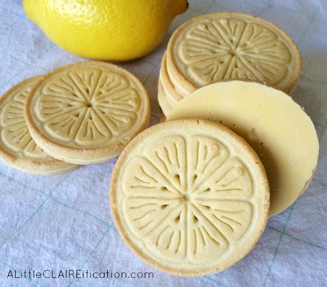 Lemonade girl scout cookies