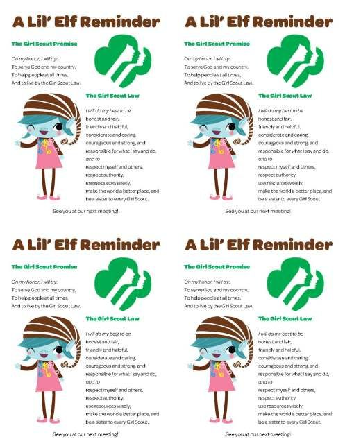 17 Best images about Girl Scout Clip Art.