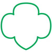 604 Girl Scout free clipart.