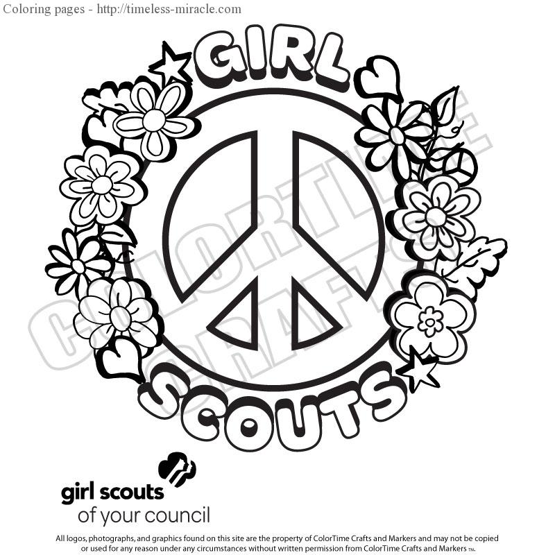 Girl Scout Promise Clipart & Free Clip Art Images #22822.