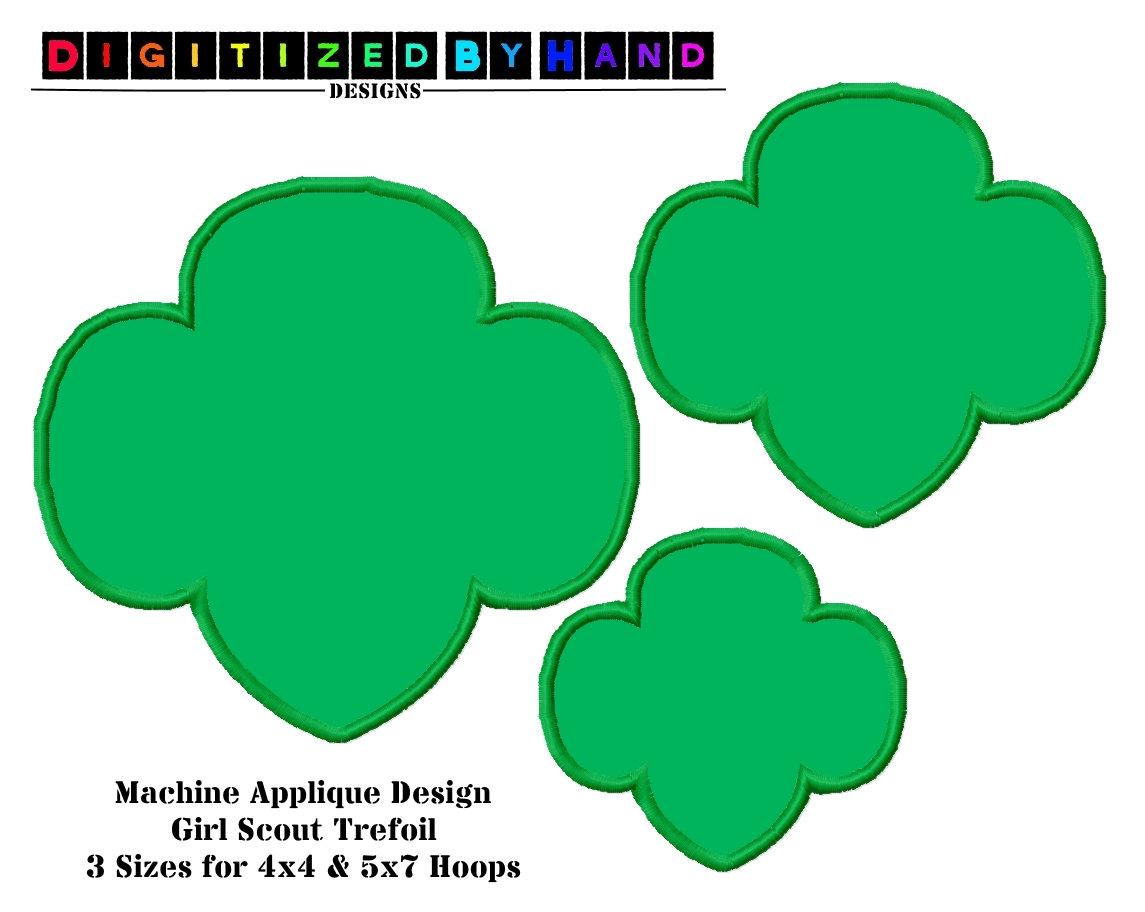 Girl Scout Trefoil Clipart & Girl Scout Trefoil Clip Art Images.