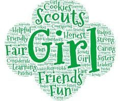 Girl scout trefoil clipart free » Clipart Portal.