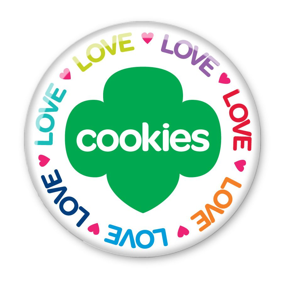 cookie LOVE. This site has great 2013 Girl Scout cookie clip.