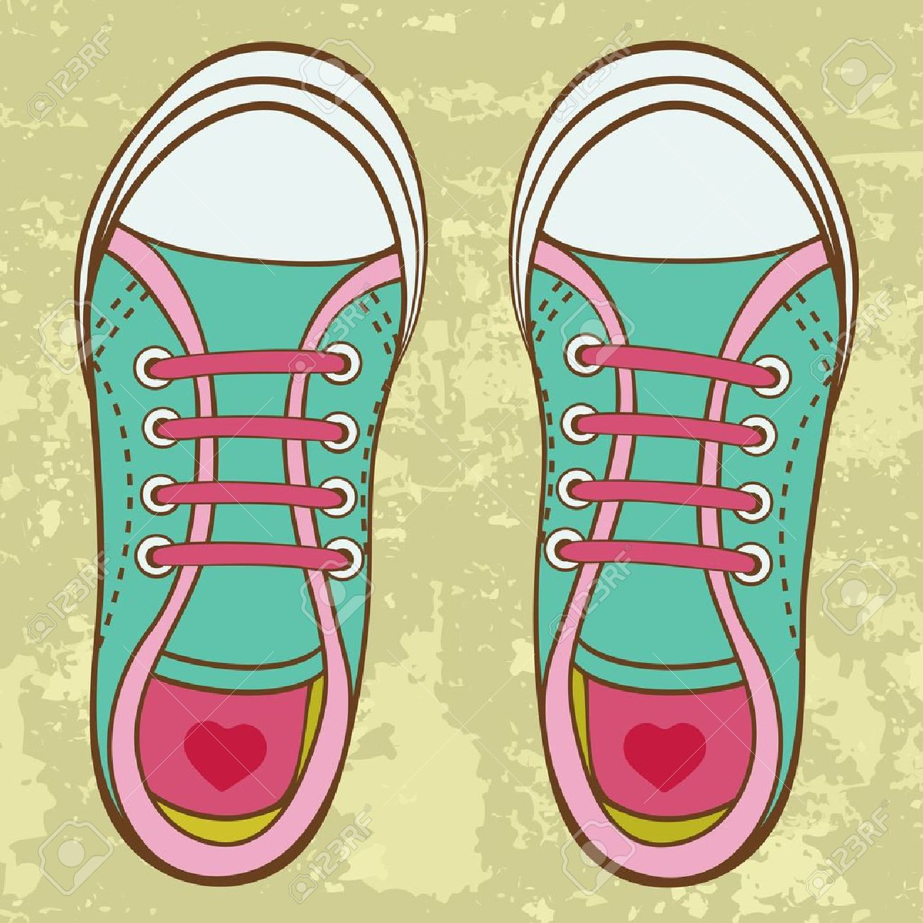 Girl shoes clipart 9 » Clipart Station.