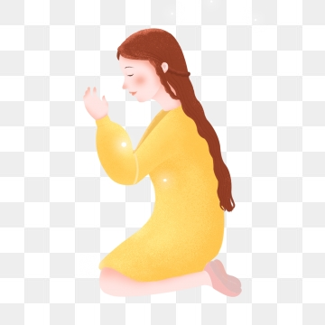 Girl Silhouette PNG Images.