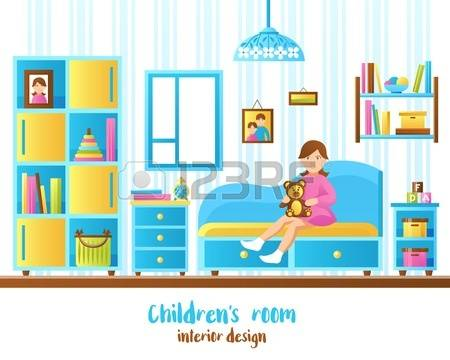 10,127 Sitting Room Cliparts, Stock Vector And Royalty Free.