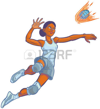 Volleyball Spike Stock Photos & Pictures. Royalty Free Volleyball.