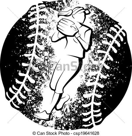 Softball Illustrations and Clipart. 4,291 Softball royalty free.