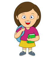 Free Female Student Cliparts, Download Free Clip Art, Free Clip Art.
