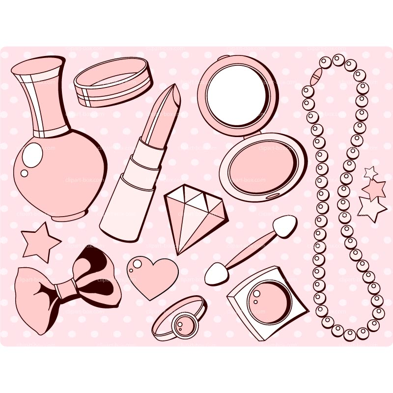 Download Girl Stuff Clipart.