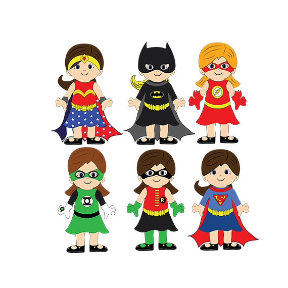 Female Superhero Clipart & Female Superhero Clip Art Images.