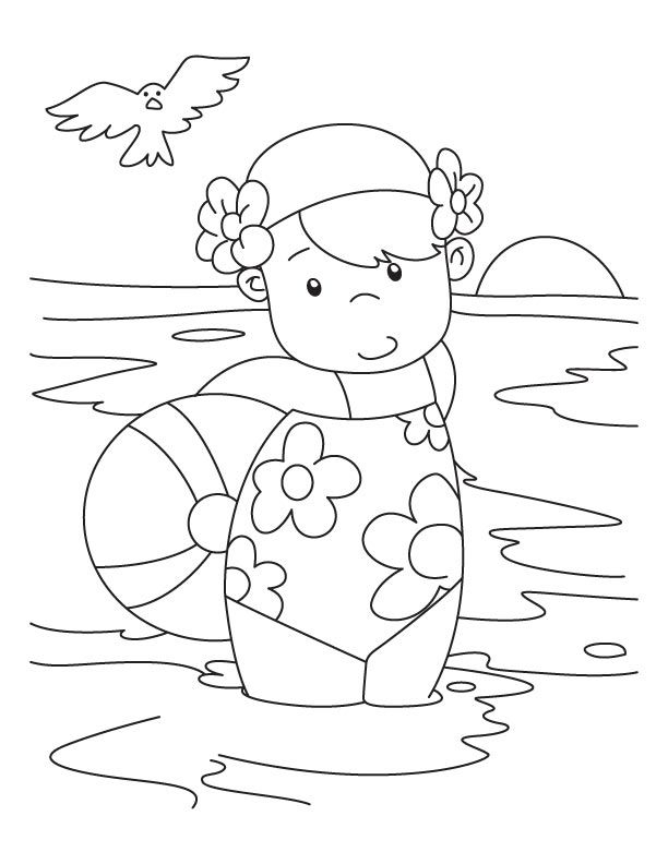 17 Best images about Kid's Summer Coloring Fun on Pinterest.
