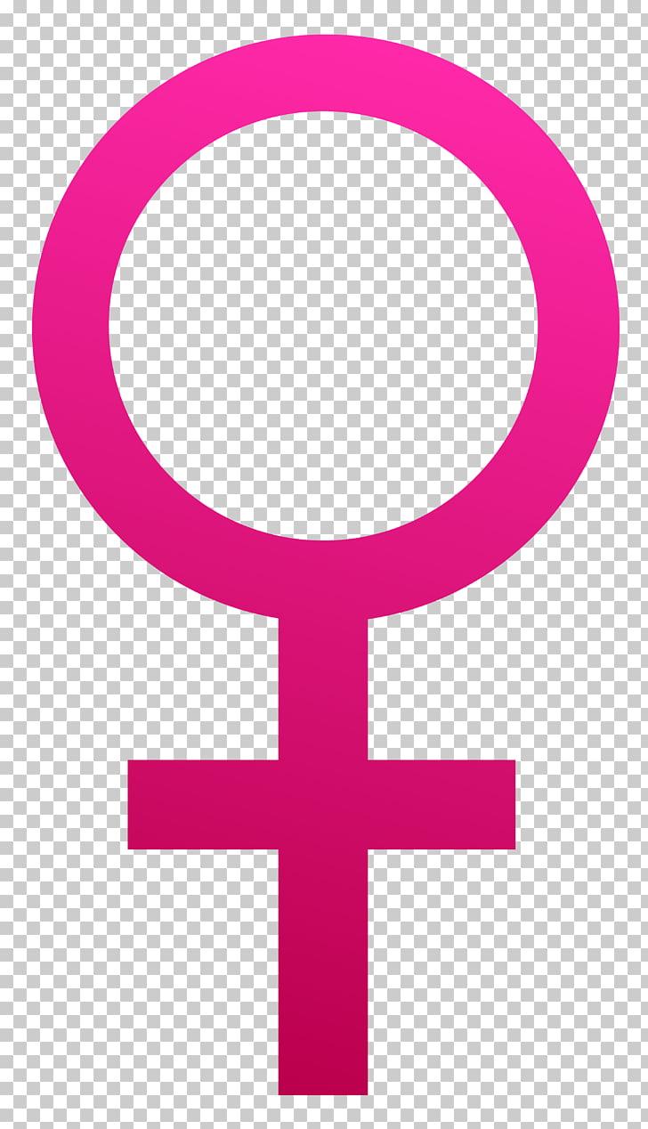 Female Gender symbol , WOMAN SYMBOL PNG clipart.