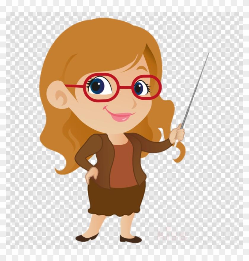 Education School Image Transparent Teacher Cute Teacher.