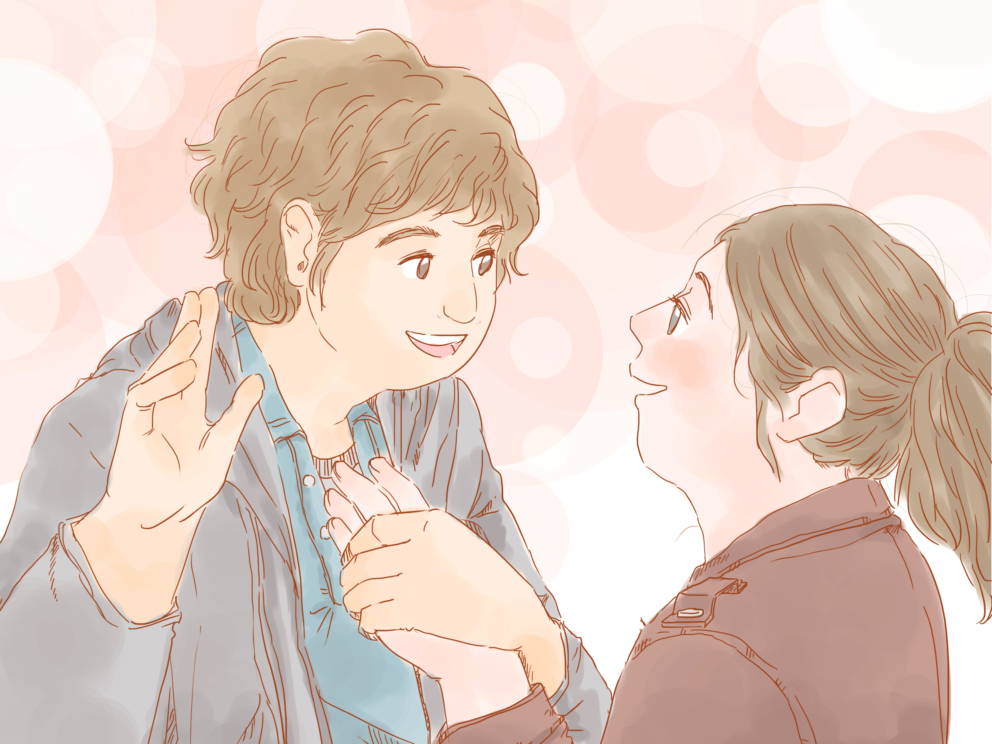 How to Make an Unknown Girl Into Your Best Friend (with Pictures).
