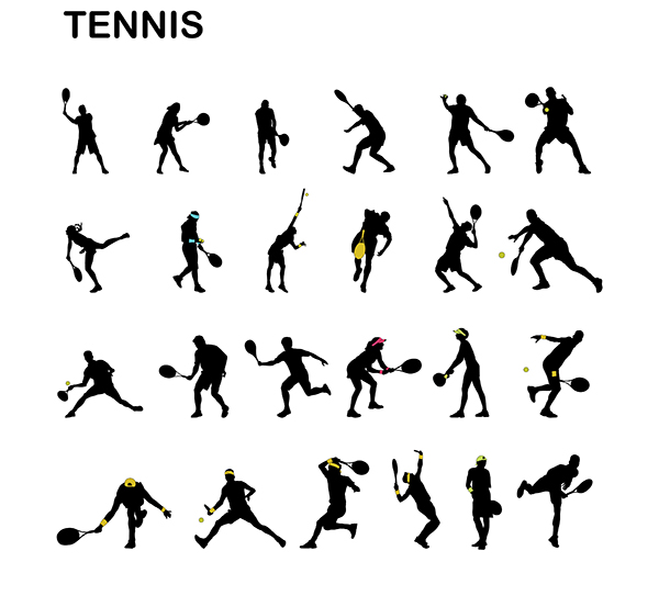 Tennis Vector & Graphics to Download.