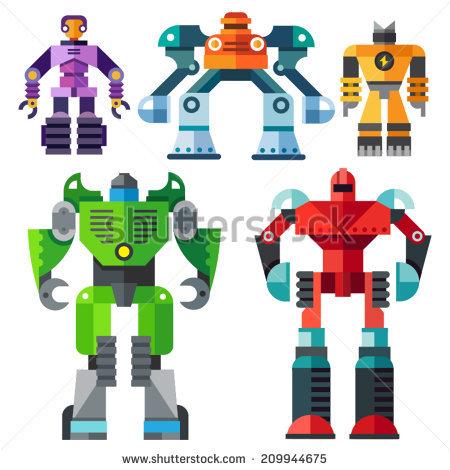 Transformer Robot Stock Images, Royalty.