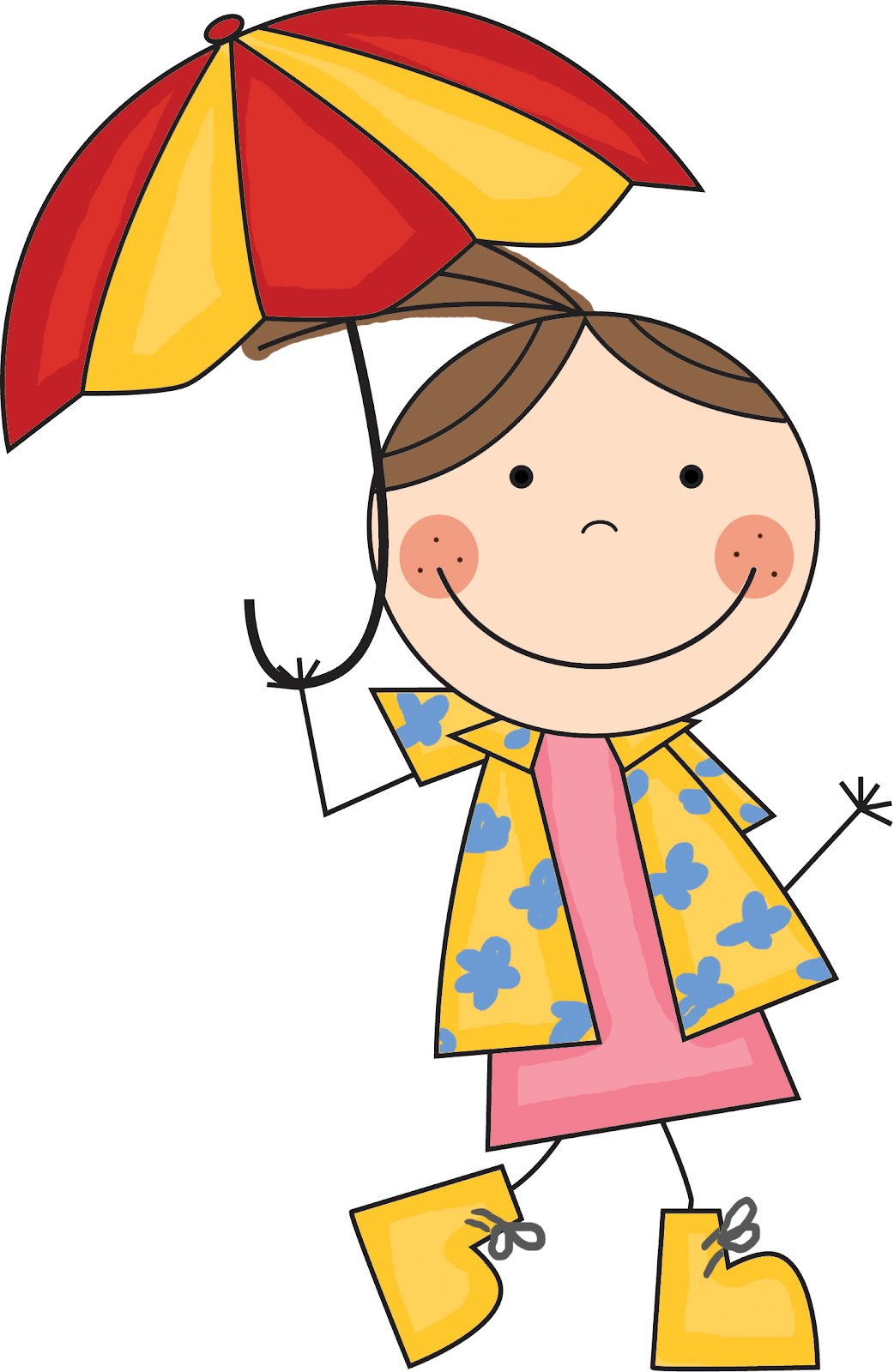 girl umbrella clipart 20 free Cliparts | Download images ...