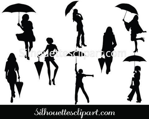 17 best images about Woman Silhouette Graphics on Pinterest.