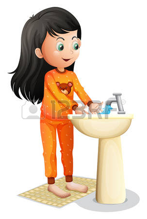 11,154 Wash Hands Stock Vector Illustration And Royalty Free Wash.