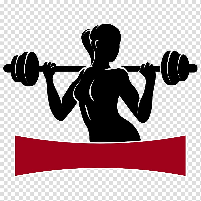 Woman , Physical fitness Fitness Centre Logo, Fitness.
