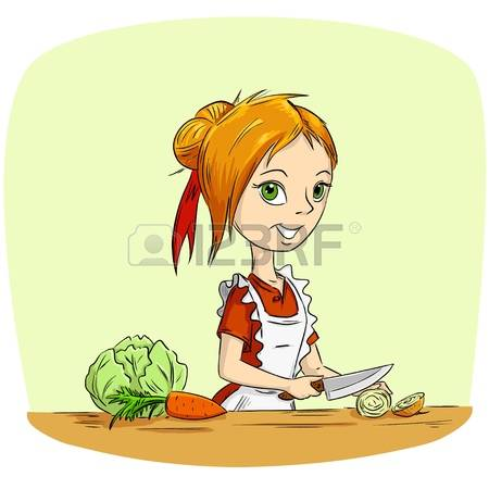 938 Girl With Knife Stock Illustrations, Cliparts And Royalty Free.